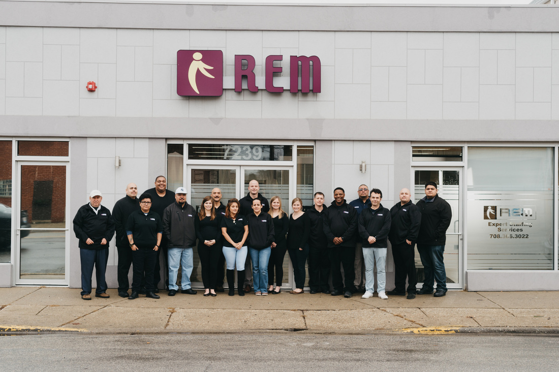 Light Industrial Staffing Chicago - warehouse staffing